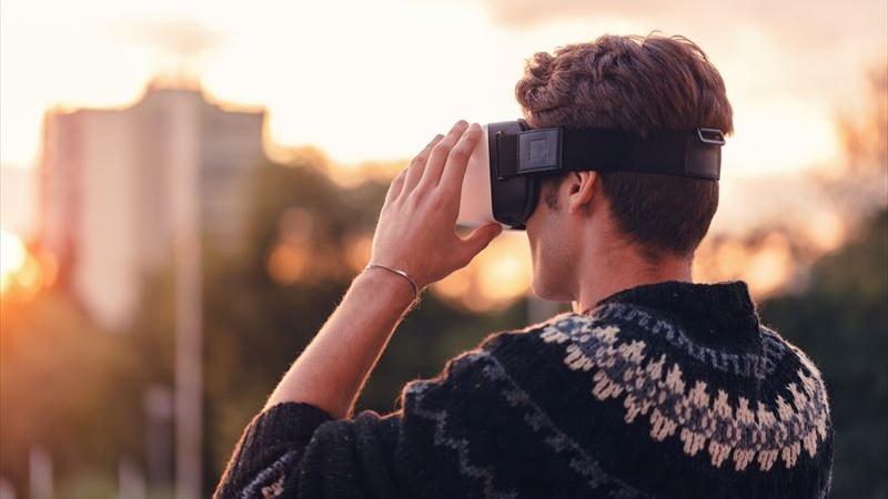 VR技術の上位版? MR技術で実物大の建物を出現させる