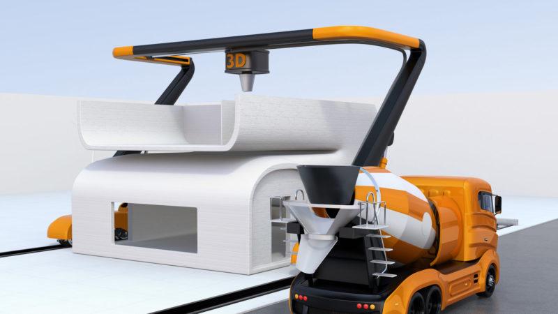 世界中で進行中!「3Dプリンタ建築」の可能性