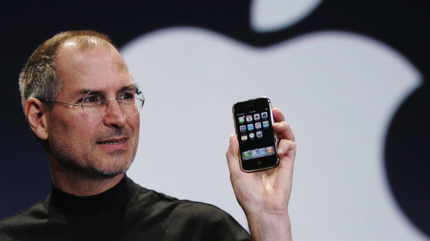 iPhoneの登場