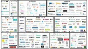 【速報】不動産テック業界のカオスマップが第4版に更新。2018年11月28日版が公開